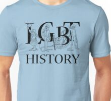 LGBT History Unisex T-Shirt