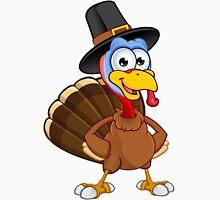 Thanksgiving Turkey Character Unisex T-Shirt