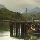 Highland Harbour by VoluntaryRanger