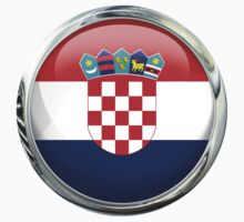 Croatia Flag by 3Dflags