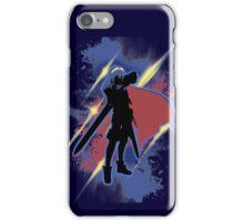 Super Smash Bros. Lucina Silhouette iPhone Case/Skin