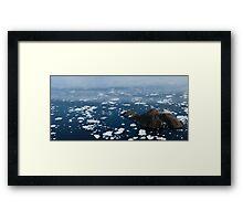 Kulusuk Island, Greenland Framed Print