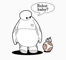 Robot Baby Unisex T-Shirt