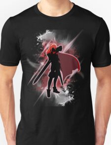 Super Smash Bros. White/Red Lucina Unisex T-Shirt