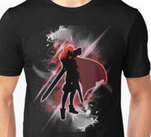 Super Smash Bros. White/Red Lucina Unisex T-Shirt