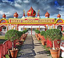 Moscow Circus by JaninesWorld