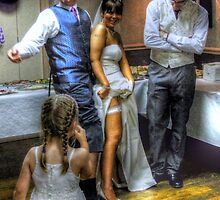 Quick Flash - Blackpool Wedding by Victoria limerick