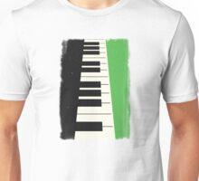 Piano Keys Unisex T-Shirt