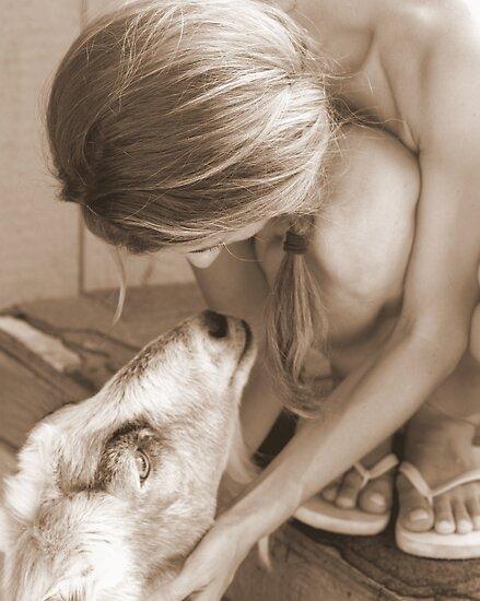 A Sweet Moment  by Renee Blake