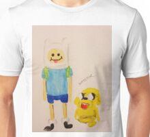 Jake and Finn by WRTISTIK Unisex T-Shirt
