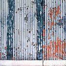 Sometimes A Peeling Door by paintingsheep