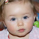 Blue Eyes by Belinda Fletcher