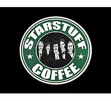 Starstuff Coffee Photographic Print