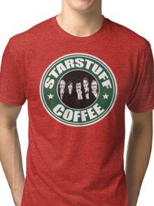 Starstuff Coffee Tri-blend T-Shirt