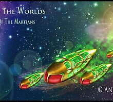 The Coming Of The Martians by Andrew Wells