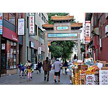 Chinatown Photographic Print