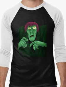 The Creeper Men's Baseball ¾ T-Shirt