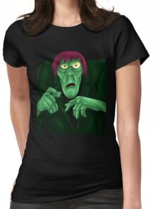 The Creeper Womens Fitted T-Shirt