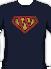 The Letter W Returns T-Shirt