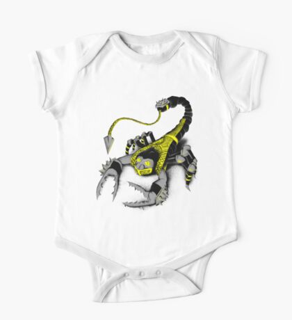 Real Scorpion  One Piece - Short Sleeve