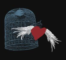OPEN THE CAGE OF YOUR HEART(Side A) by Yago