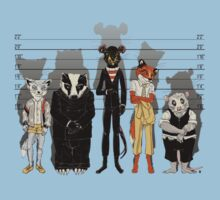 Unusual Suspects Kids Clothes