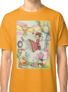 Falling into Fantasy Classic T-Shirt