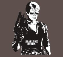 Sylvester Stallone as Cobra Kids Clothes
