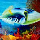 Tropical fish by Harry Gray