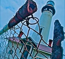 Pigeon Lighthouse - Abandoned by Jphotoz