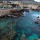 Għar Lapsi by M G  Pettett