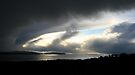 Snowstorm coming, Bantry Bay by CliveOnBeara