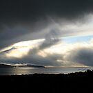 Snowstorm coming, Bantry Bay by CliveOnBeara