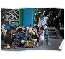 Street Family Poster