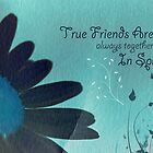 Together In Spirit - friendship card by 1001cards