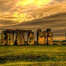 Stonehenge by Svetlana Sewell