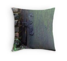 Two-headed Dragon Throw Pillow