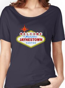 Viva Jaynestown, inspired by Firefly Women's Relaxed Fit T-Shirt