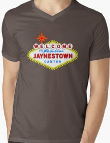 Viva Jaynestown, inspired by Firefly Mens V-Neck T-Shirt