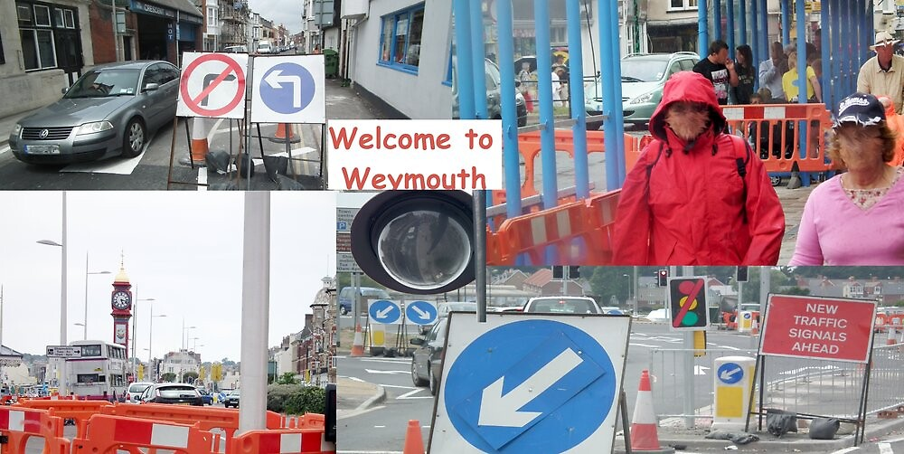 weymouth traffic by theonewhoisfree