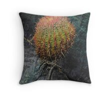 Cling to Life Throw Pillow
