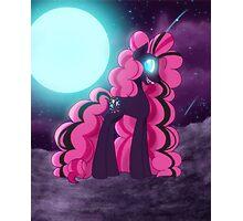 Nightmare Pinkie Pie Photographic Print
