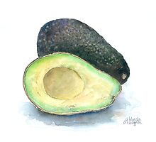 Avocados by arline wagner