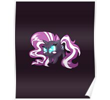 Chibi Nightmare Rarity Poster