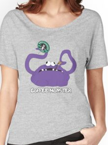 Coffee Monster Women's Relaxed Fit T-Shirt