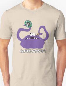 Coffee Monster Unisex T-Shirt