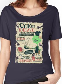 The Wok In Dead Women's Relaxed Fit T-Shirt