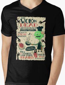 The Wok In Dead Mens V-Neck T-Shirt