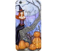 The Halloween Tree iPhone Case/Skin