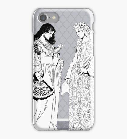 Roman Sisters iPhone Case/Skin